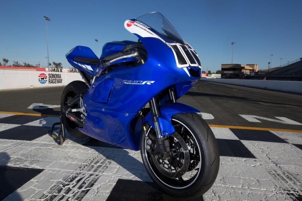 Yamaha MT07 voi phong cach Sportbike hoan toan moi - 9