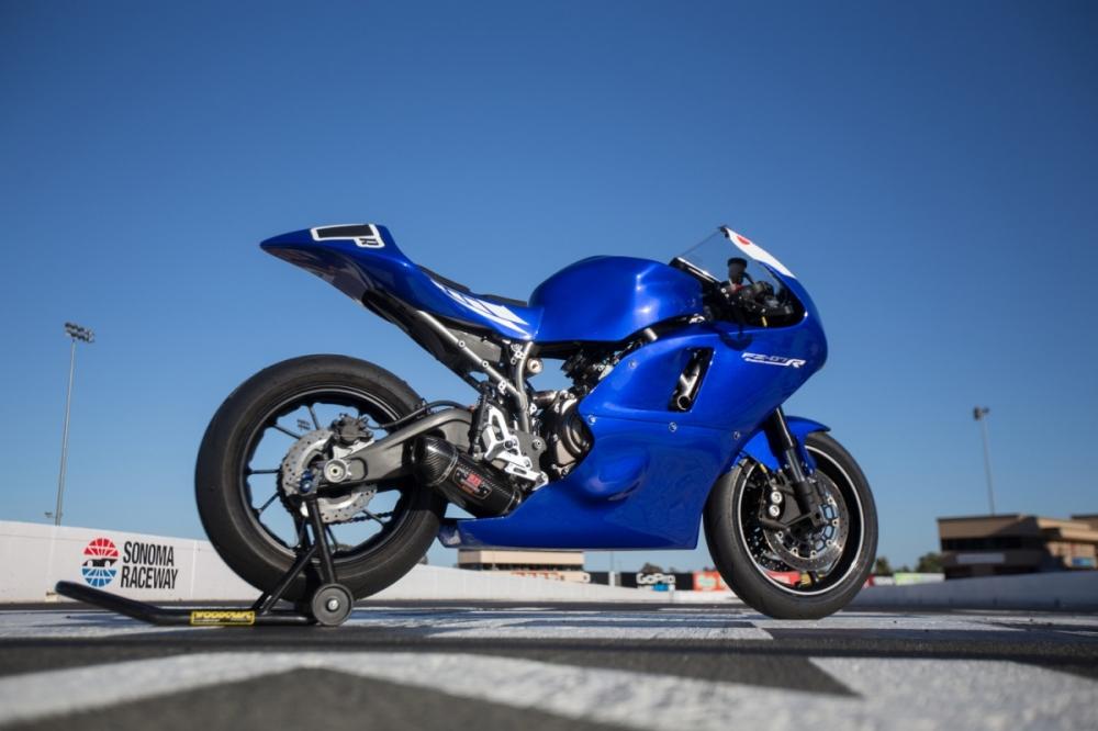Yamaha MT07 voi phong cach Sportbike hoan toan moi - 11