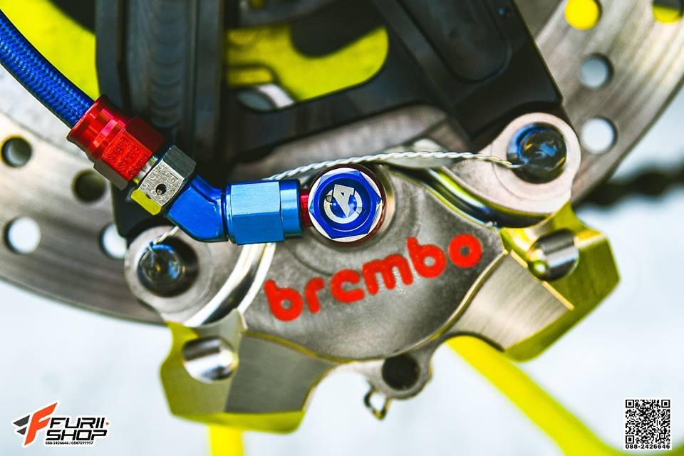 Yamaha MT09 ban nang cap vuot troi den tu xu Chua Vang - 8
