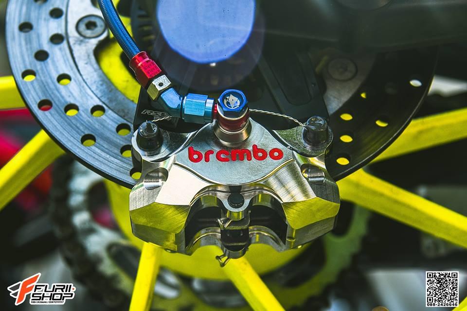 Yamaha MT09 ban nang cap vuot troi den tu xu Chua Vang - 10