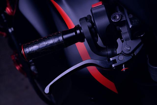 Yamaha MT10 ban bien doi mang ten TW Steel - 7