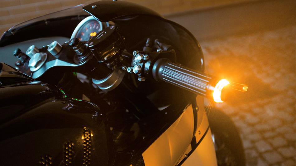 Yamaha VMAX Quai vat 400 METER MONSTER - 5