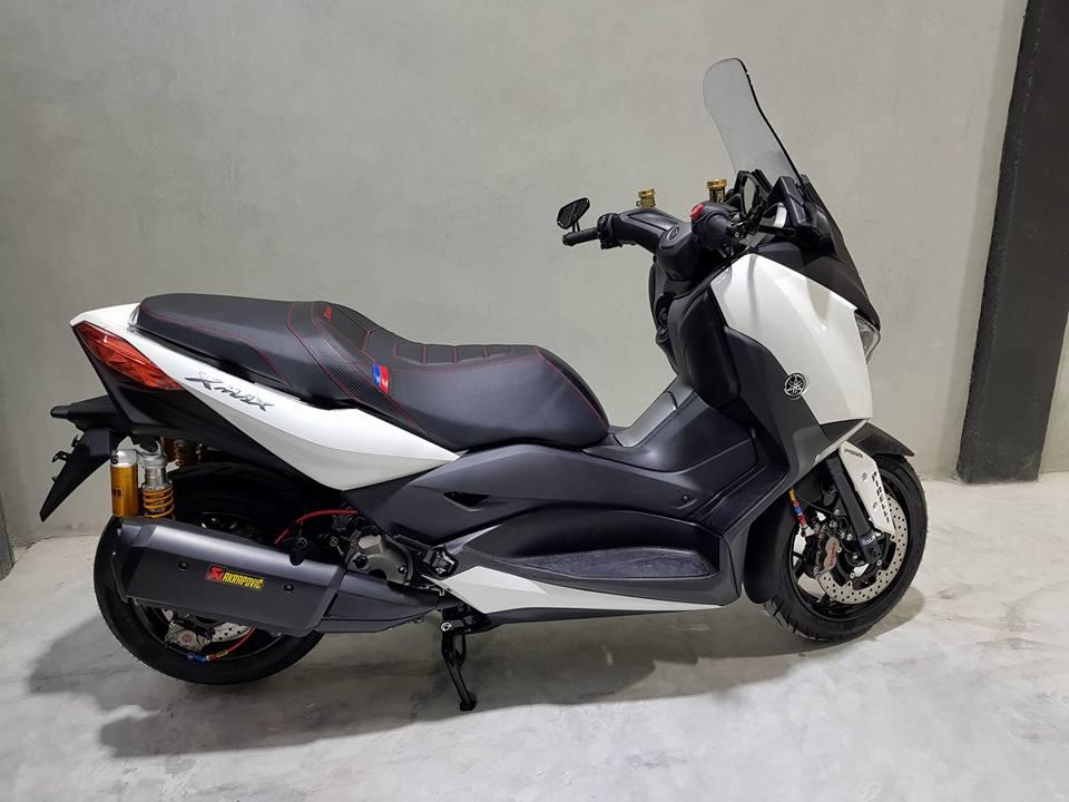 Yamaha Xmax300 ban do full option chat nhu nuoc cat - 15