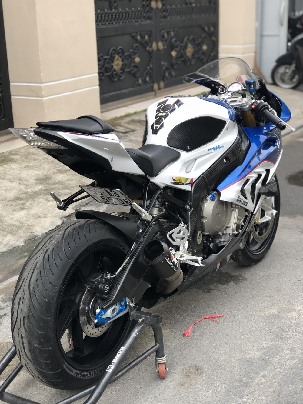 __Ban BMW S1000RR ABS date 72016 phien ban Chau Au Mam 7 cay Full Opstionodo hon 7000km xe dep - 8