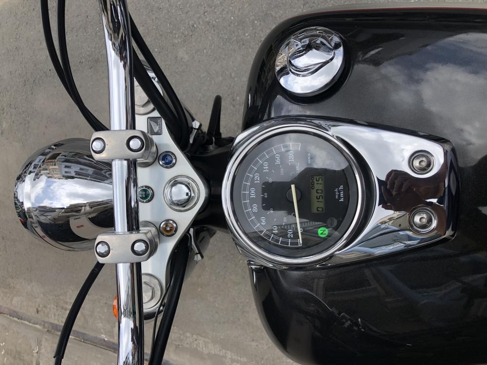 __Can Ban Honda Shadow 750cc HQCN date 2008 Fi chay duoc 15000kmngay chu ban xe vo mo do choi - 2