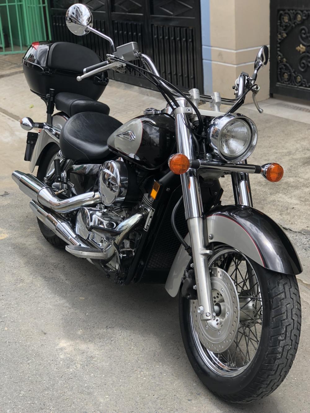 __Can Ban Honda Shadow 750cc HQCN date 2008 Fi chay duoc 15000kmngay chu ban xe vo mo do choi - 6