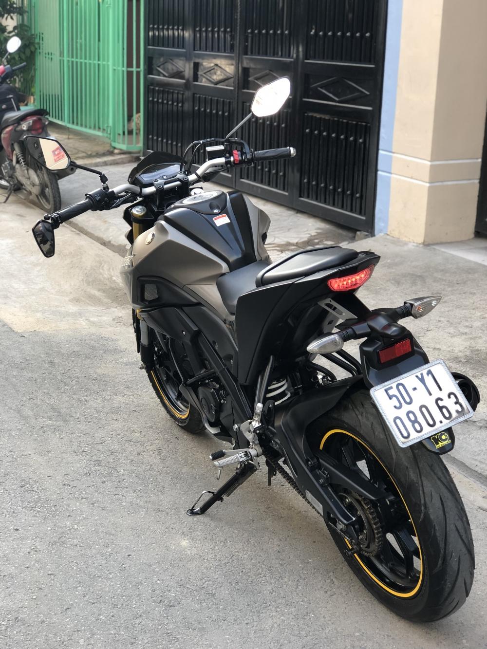__Can Ban Yamaha TFX 150 Fi chay duoc 5000km HQCN date 2017 ngay chu ban xe vo mo do choi - 8