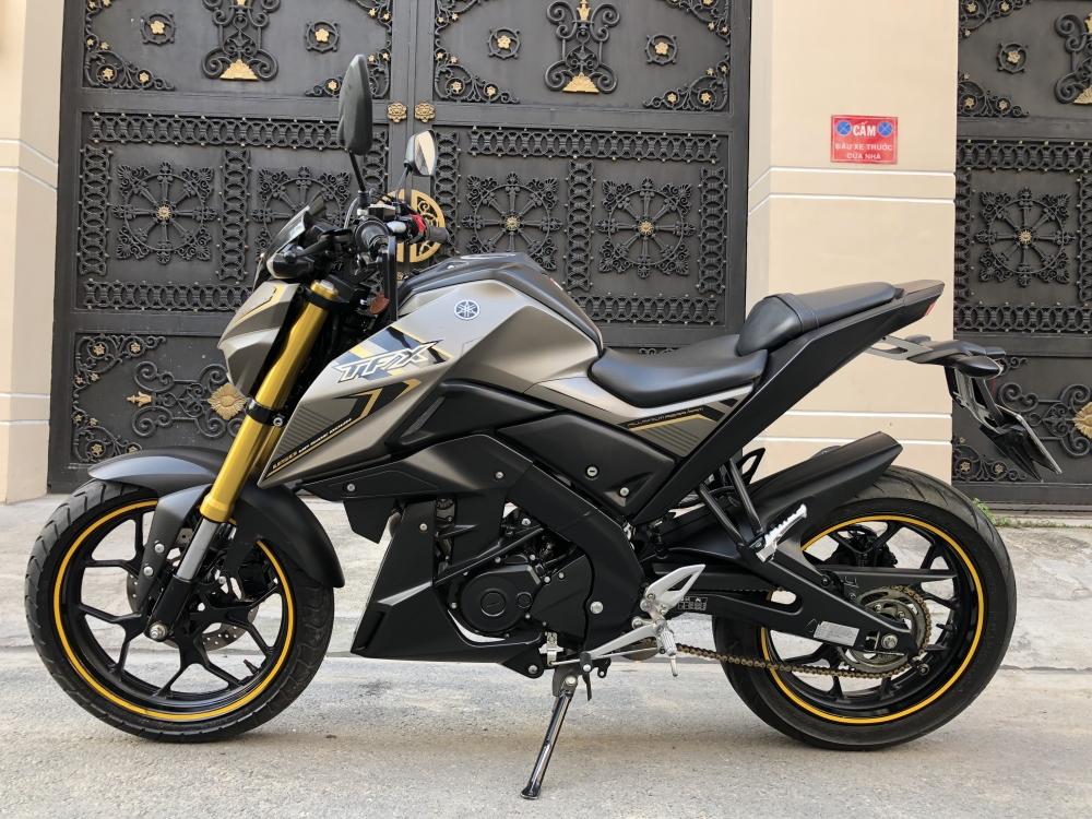 __Can Ban Yamaha TFX 150 Fi chay duoc 5000km HQCN date 2017 ngay chu ban xe vo mo do choi - 9