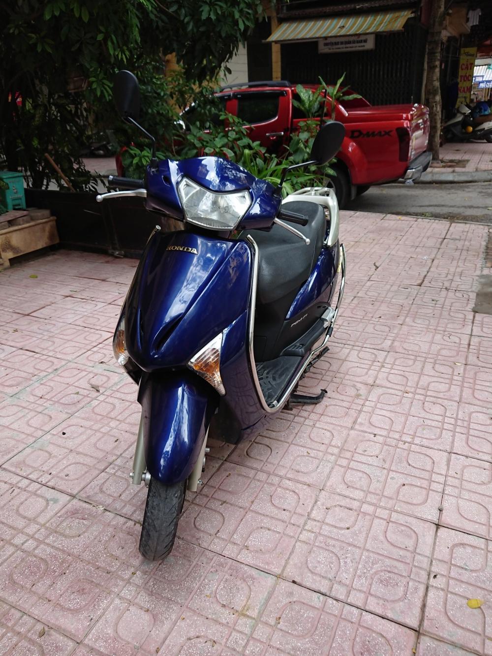 Ban Honda Lead fi xanh tim chinh chu con dep nguyen ban 14tr300 - 2