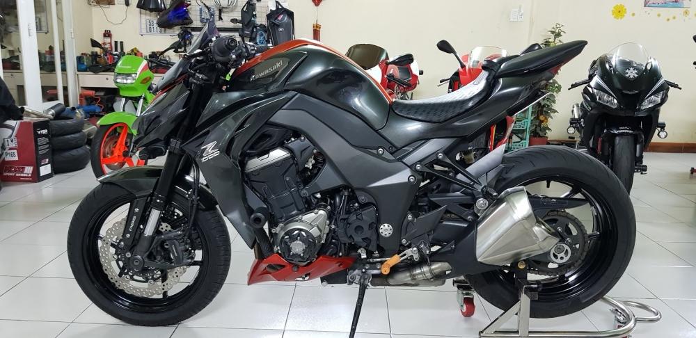 Ban Kawasaki Z1000ABSHQCN112015HISSChau AuSaigon so dep - 6