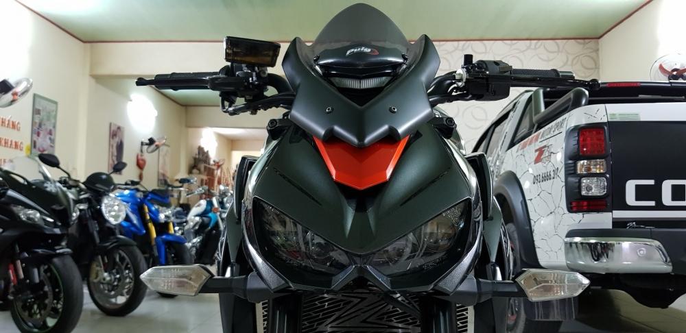 Ban Kawasaki Z1000ABSHQCN112015HISSChau AuSaigon so dep - 9