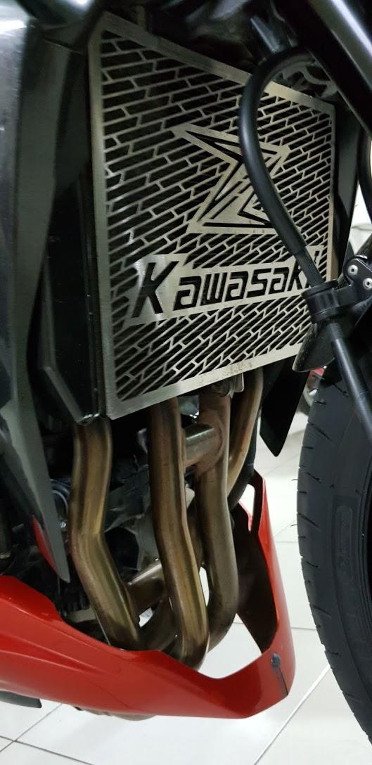 Ban Kawasaki Z1000ABSHQCN112015HISSChau AuSaigon so dep - 19