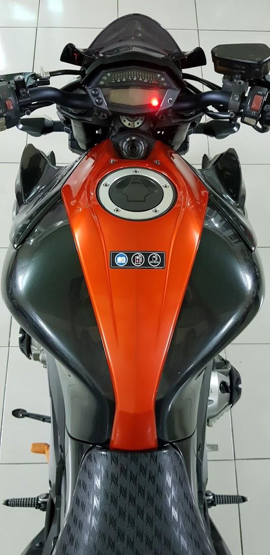 Ban Kawasaki Z1000ABSHQCN112015HISSChau AuSaigon so dep - 22