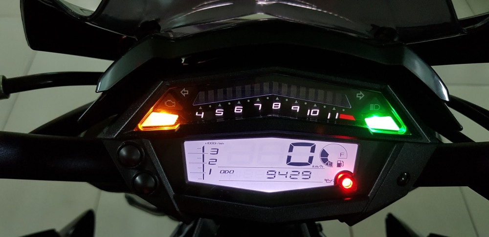 Ban Kawasaki Z1000ABSHQCN112015HISSChau AuSaigon so dep - 23