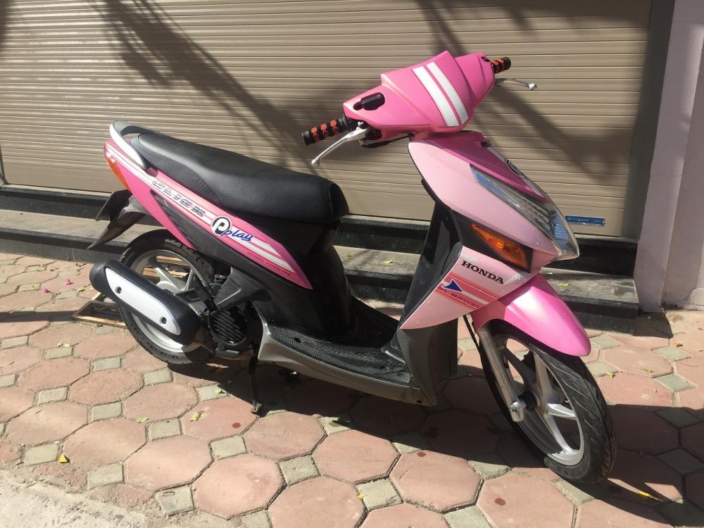 Ban xe Honda Click Bien 30Y5 Mau Hong tre trung nguyen ban chat luong tot - 4