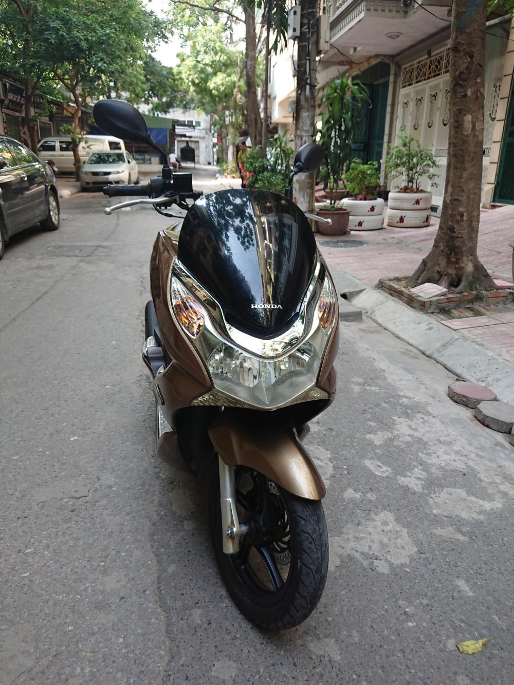 Ban xe Honda PCX 125 fi 2011 dong con moi chinh chu bien HN 26tr500 - 3