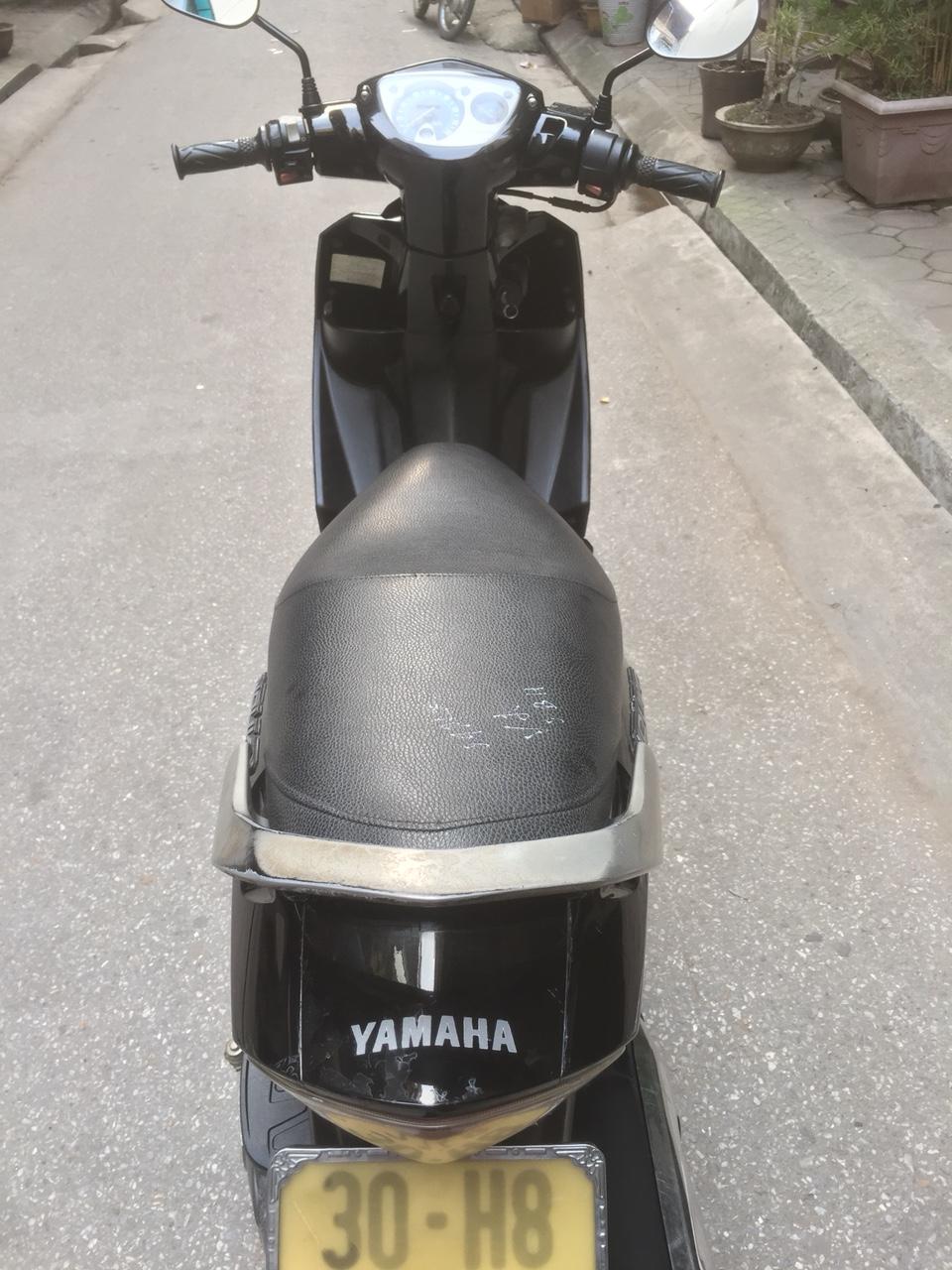 Ban Yamaha Nouvo 2010 1 pha ban cuoi may cuc chat nguyen ban bien Hn - 2