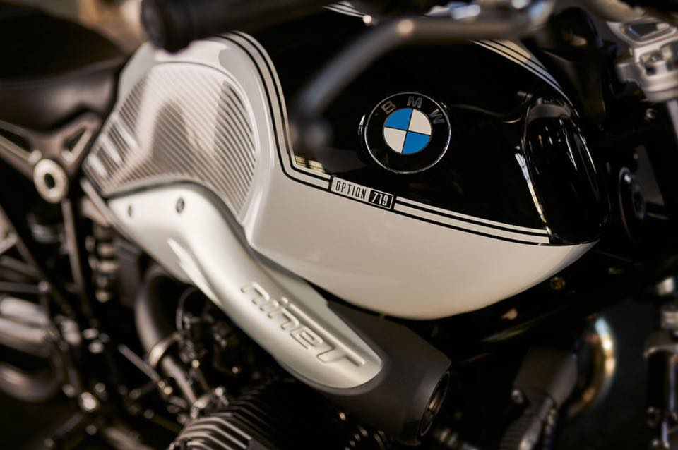 BMW RnineT tiep tuc ra mat phien ban Special 2019 - 3