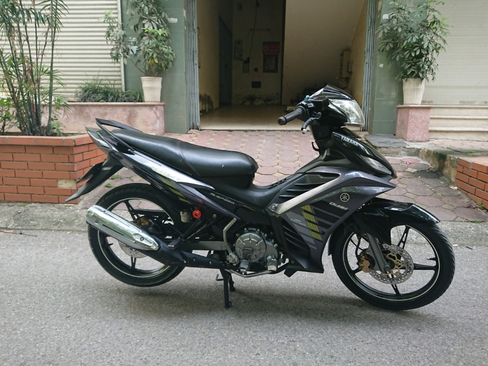 Can ban Exciter 135 Sport chinh chu 2016 con tay cuc chat - 3