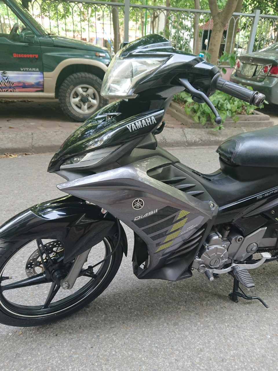 Can ban Exciter 135 Sport chinh chu 2016 con tay cuc chat - 2