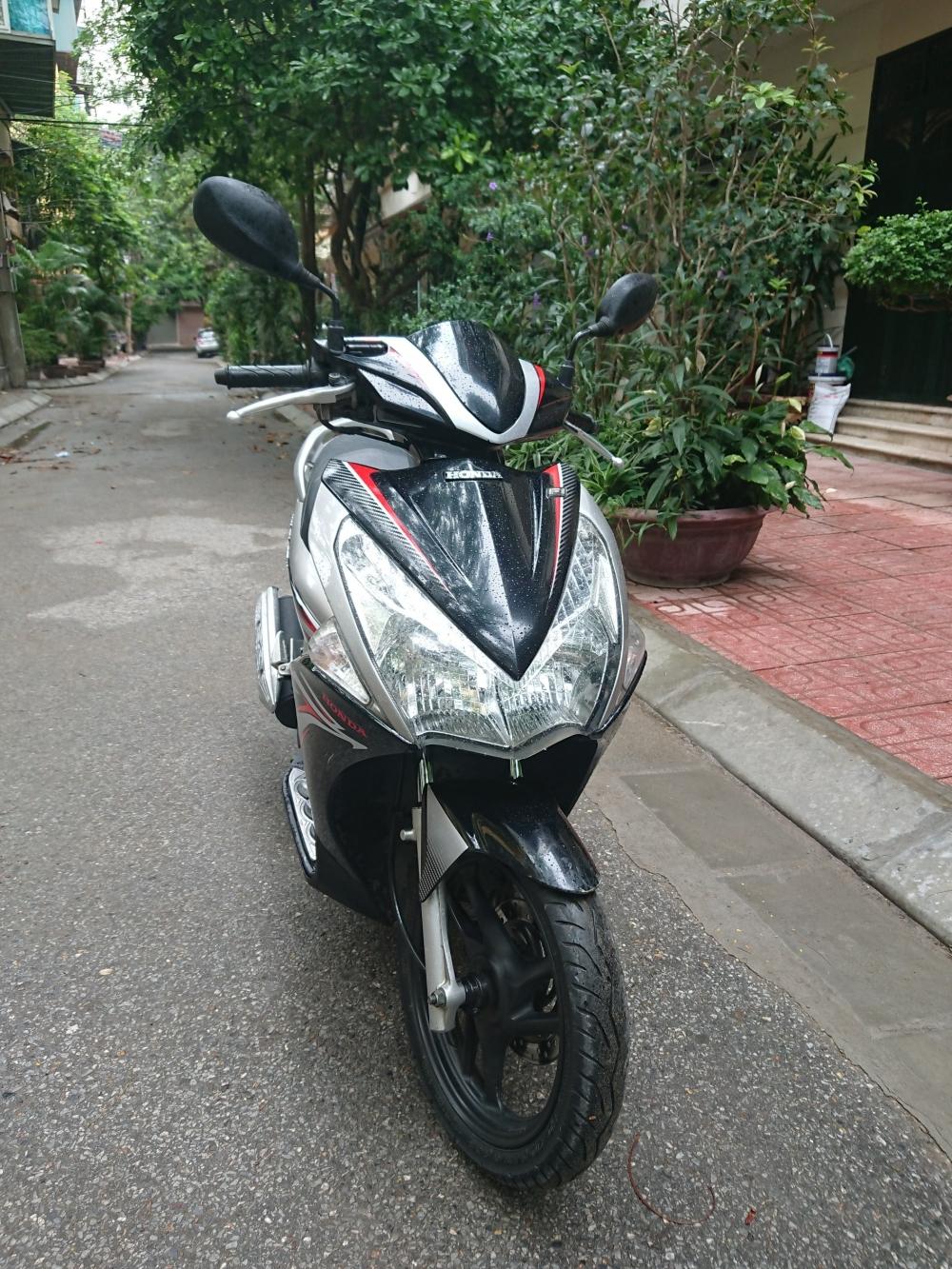Can ban Honda Airblade fi 2012 chinh chu den bac con rat on dinh - 3