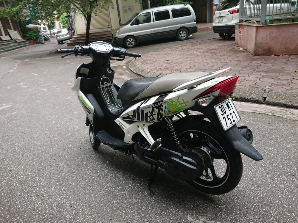 Can ban Yamaha Nouvolx 135 Limited 2011 con rat moi 12tr500