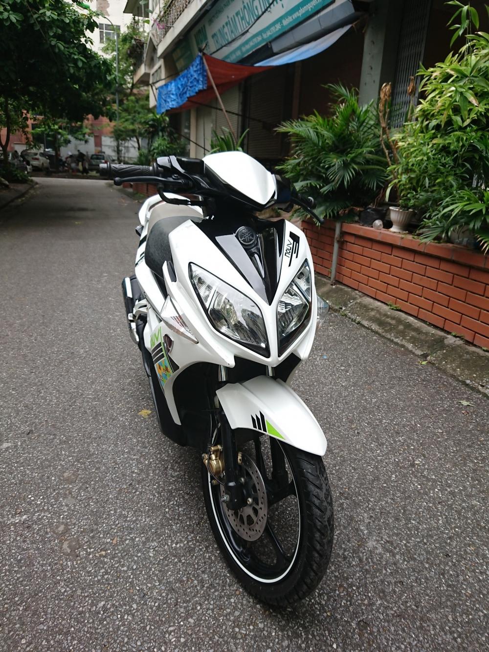 Can ban Yamaha Nouvolx 135 Limited 2011 con rat moi 12tr500 - 2