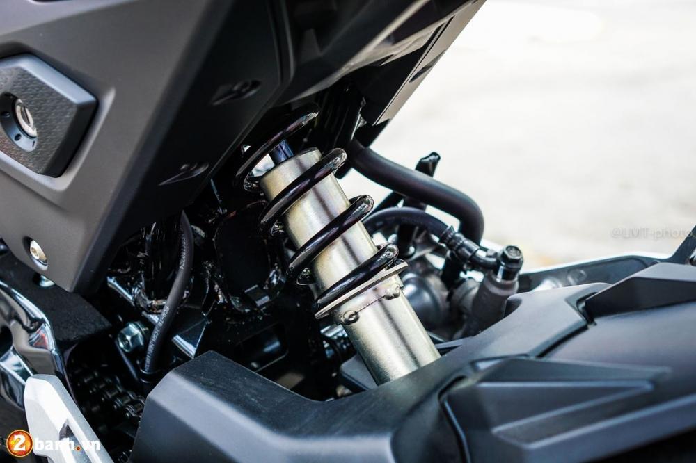 Can canh Honda MSX 125 2018 voi sac mau moi tre trung va ca tinh hon - 17
