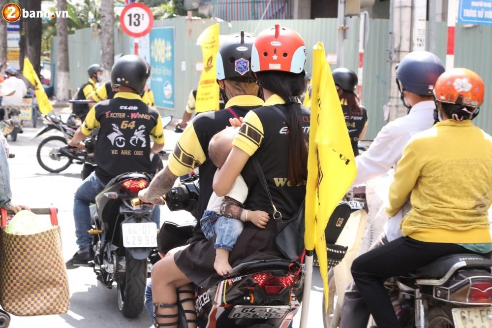Club Exciter We Are One 64 Vinh Long on lai ki niem sau I nam thanh lap - 3