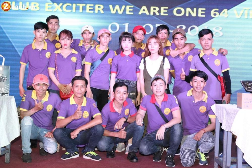 Club Exciter We Are One 64 Vinh Long on lai ki niem sau I nam thanh lap - 15