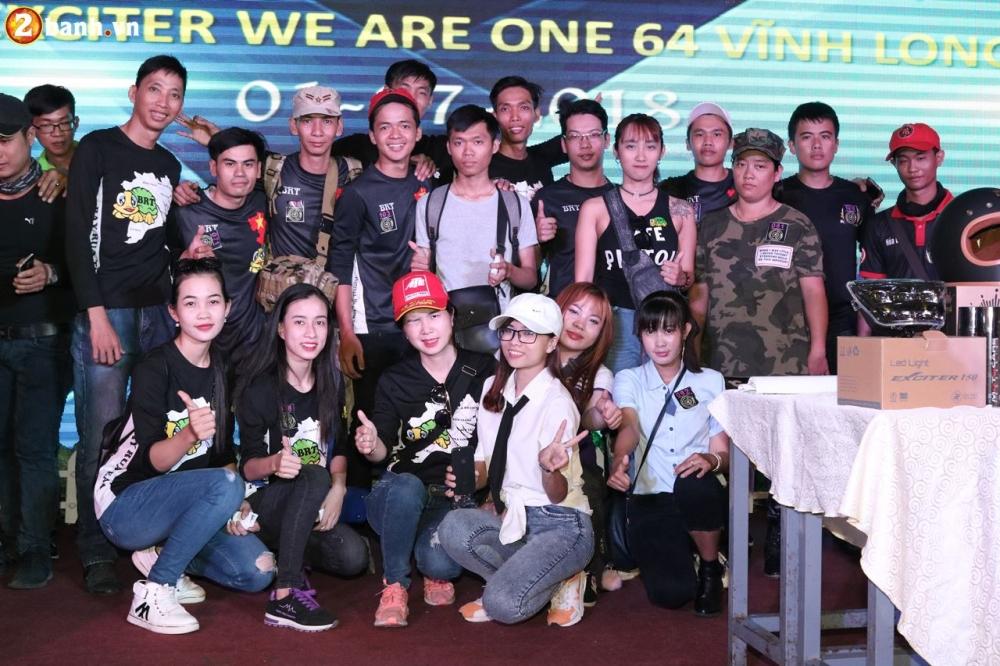 Club Exciter We Are One 64 Vinh Long on lai ki niem sau I nam thanh lap - 16