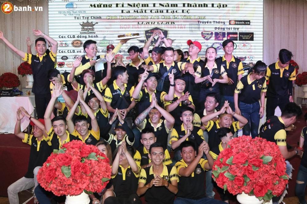 Club Exciter We Are One 64 Vinh Long on lai ki niem sau I nam thanh lap - 44