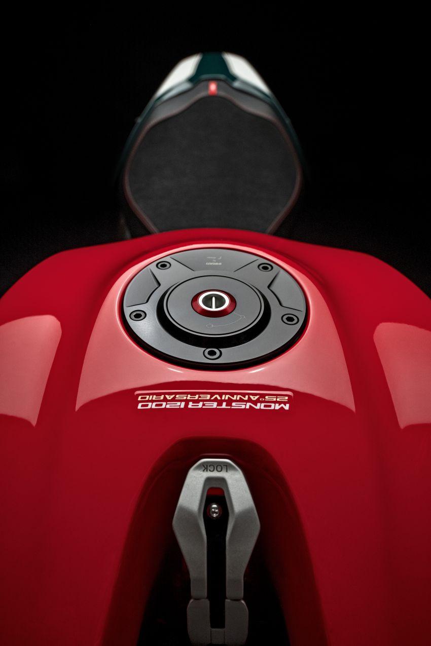Ducati Monster 1200 phien ban ky niem 25 nam - 5
