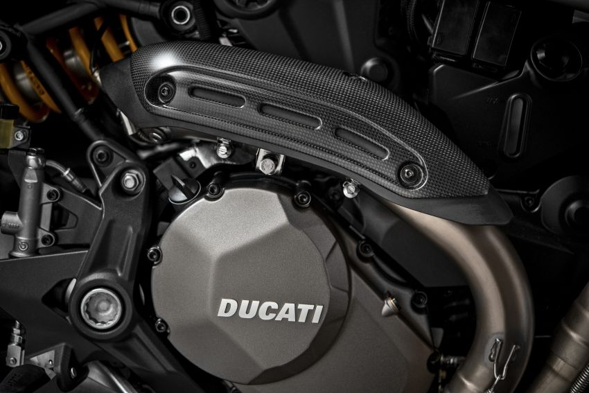 Ducati Monster 1200 phien ban ky niem 25 nam - 14