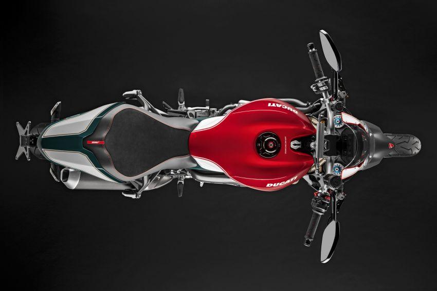 Ducati Monster 1200 phien ban ky niem 25 nam - 16
