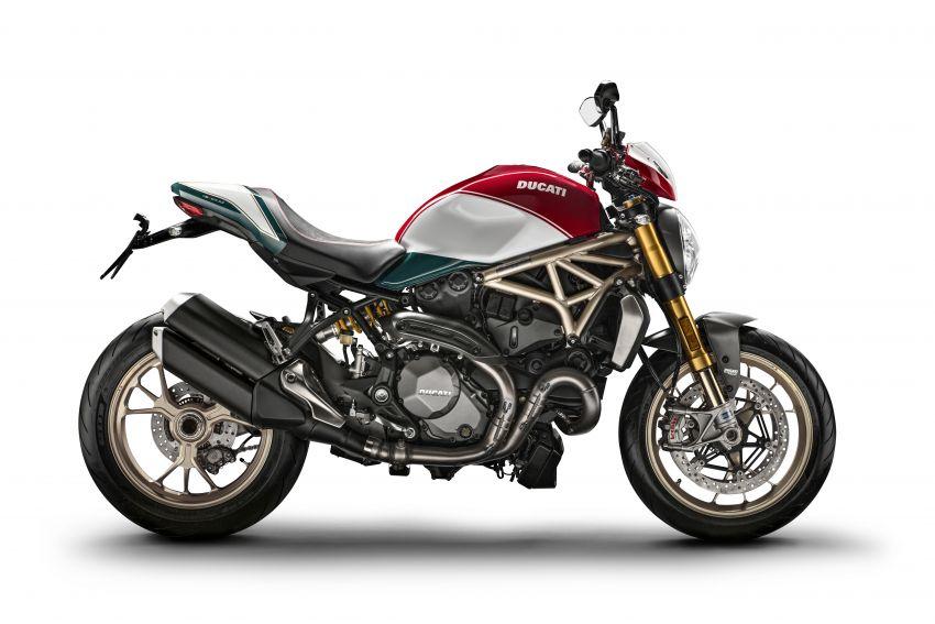 Ducati Monster 1200 phien ban ky niem 25 nam - 18