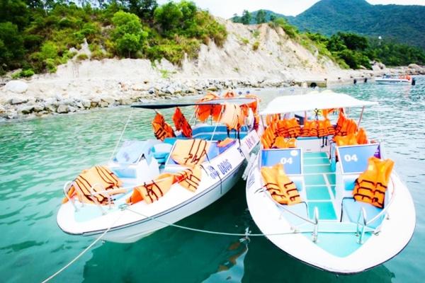 Gia ve Cano di Cu Lao Cham - 2
