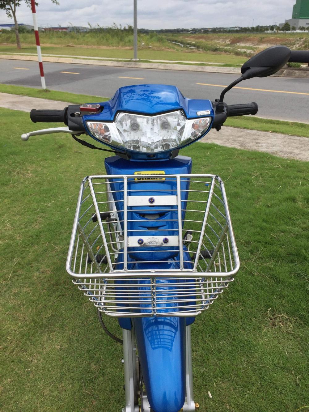 Ve Dep Hoai Co Den Tu Honda Wave Cua biker Tre Tuoi - 4