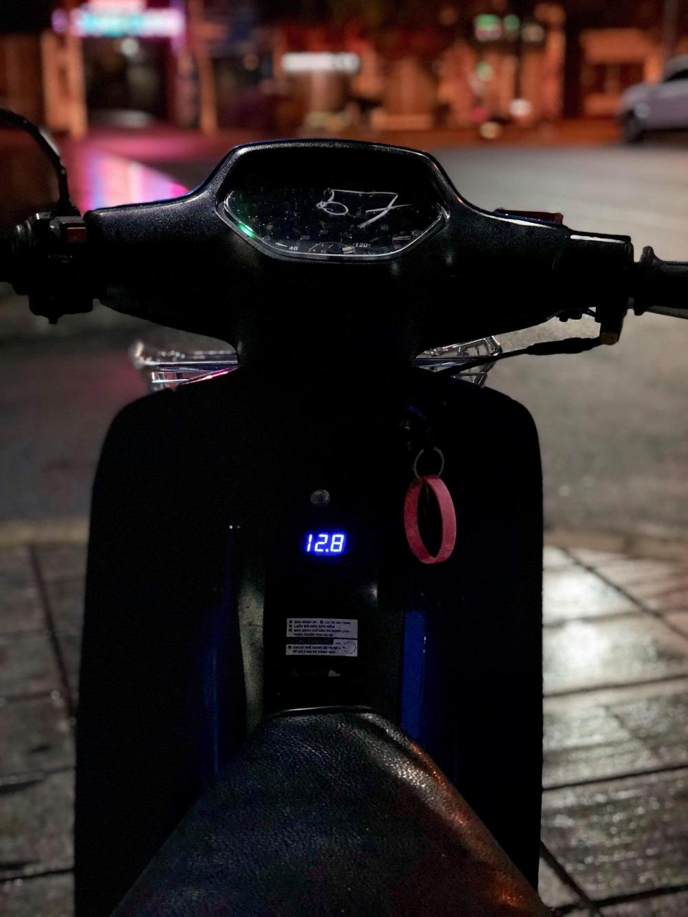 Ve Dep Hoai Co Den Tu Honda Wave Cua biker Tre Tuoi - 6
