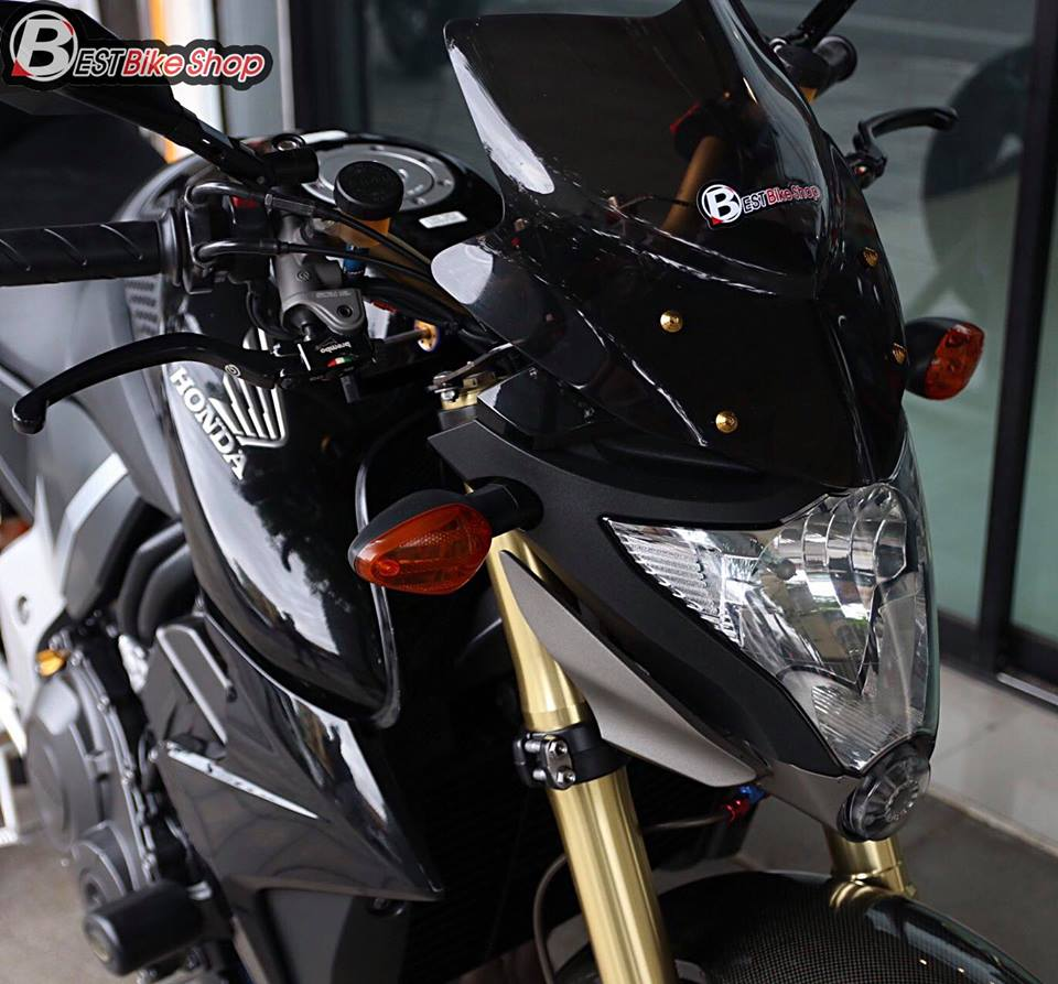 Honda CB1000R ban nang cap tu mau Nakedbike vang bong mot thoi - 3