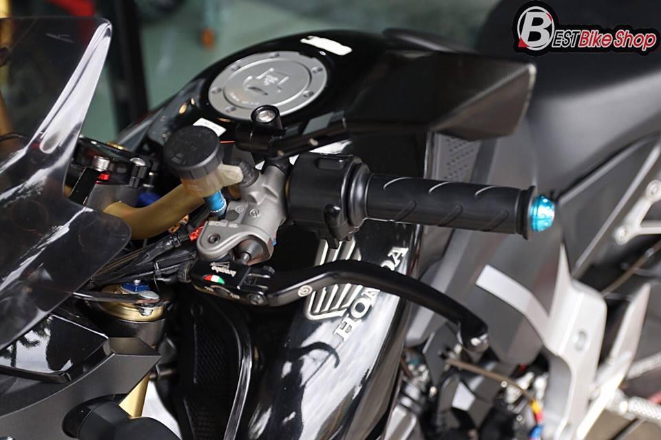Honda CB1000R ban nang cap tu mau Nakedbike vang bong mot thoi - 6