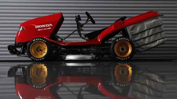 Honda Mean Mower V2 May cat co trang bi dong co CBR1000RR - 2