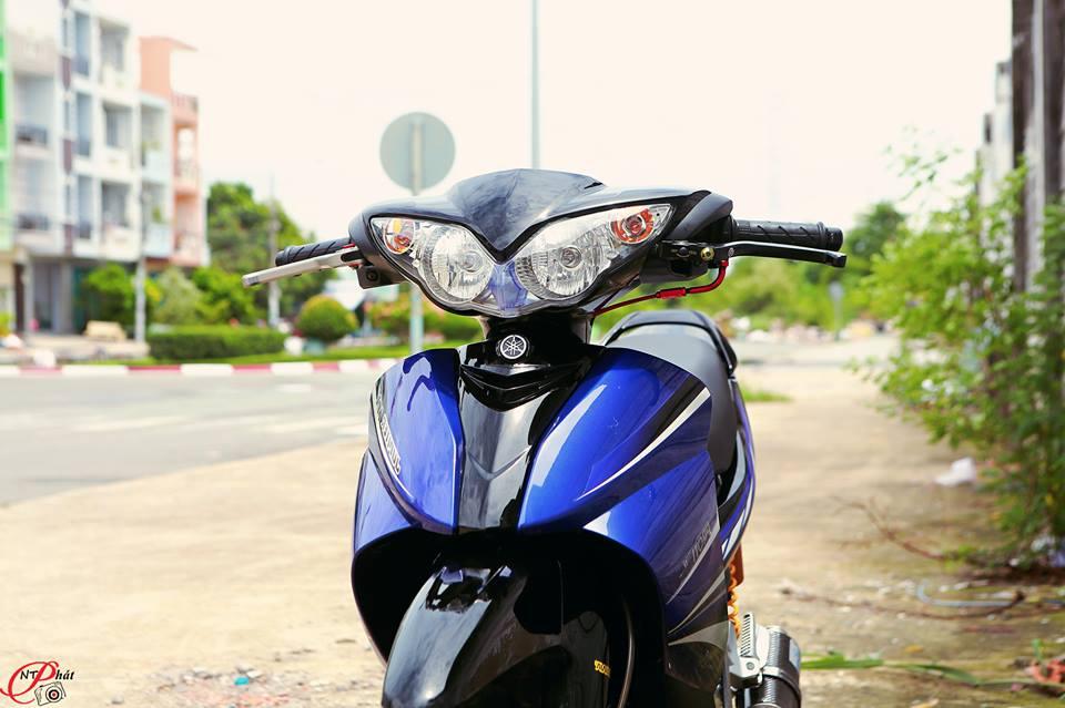 Jupiter MX Ban do day quyen ru cung dan do choi hang hieu tu Biker Viet - 3