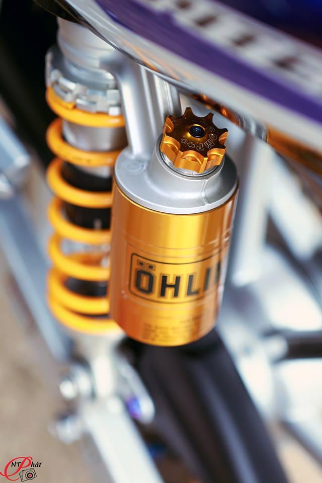 Jupiter MX Ban do day quyen ru cung dan do choi hang hieu tu Biker Viet - 12