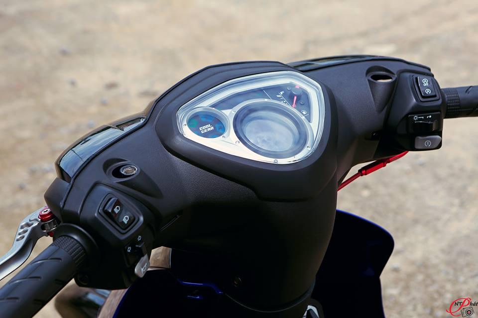 Jupiter MX Ban do day quyen ru cung dan do choi hang hieu tu Biker Viet - 15