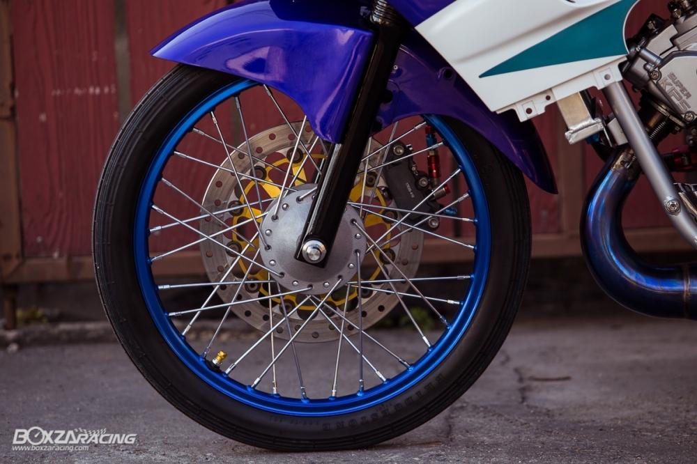 Kawasaki Kips 150 do su hoi sinh chat lu sau bao nam ngu quen - 10