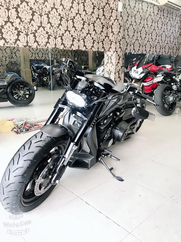 Can ban Harley NightRod 2016 HQCNsang ten uy quyen tuy thich - 3