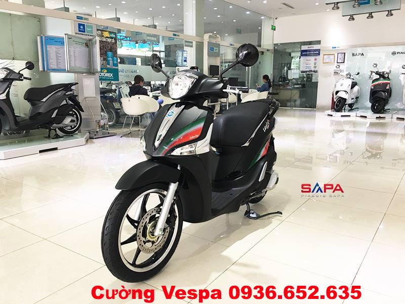 Mua Vespa tra gop 0 Vespa GTSPrimaveraSprintLXPiaggio LibertyMedleyCuong Vespa 0936652635 - 6