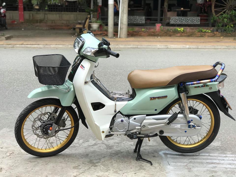 Ngam nhin dong Honda Dream Fi do hiem thay o Viet Nam - 3