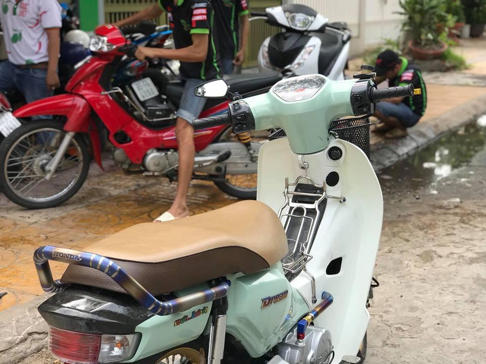 Ngam nhin dong Honda Dream Fi do hiem thay o Viet Nam - 7